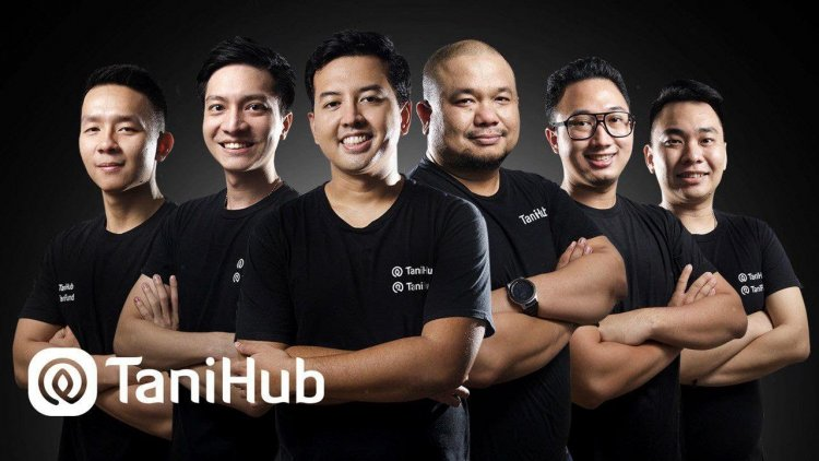 Perkuat Ekosistem Pertanian, TaniHub Group Gandeng RNI