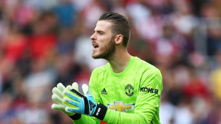 David de Gea Masuk Bidikan Paris Saint-Germain