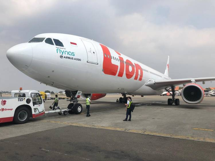 Kebocoran Data Lion Air, Kominfo Siap Lakukan Investigasi